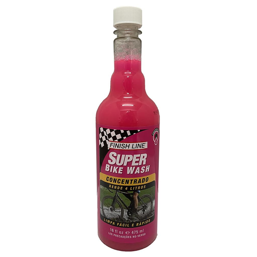 LAVADOR SUPER BIKE WASH CONC 475ML